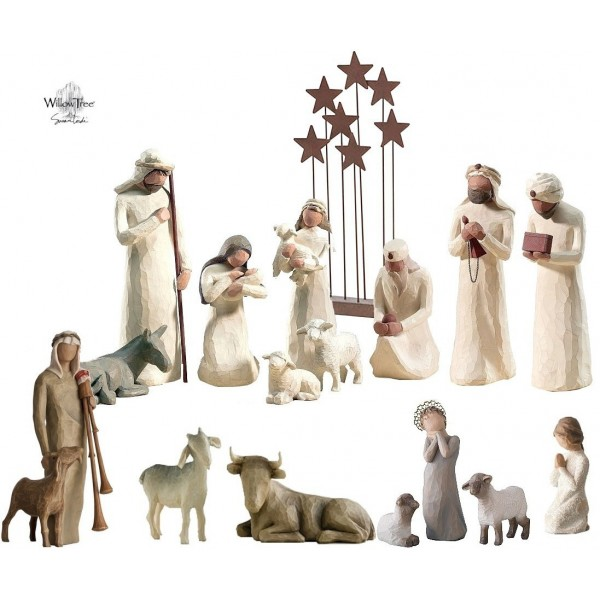 PRESEPE WILLOW TREE (COMPLETO)