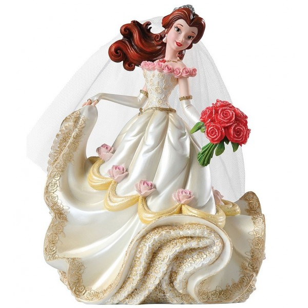 BELLE IN ABITO DA SPOSA DISNEY HAUTE COUTURE