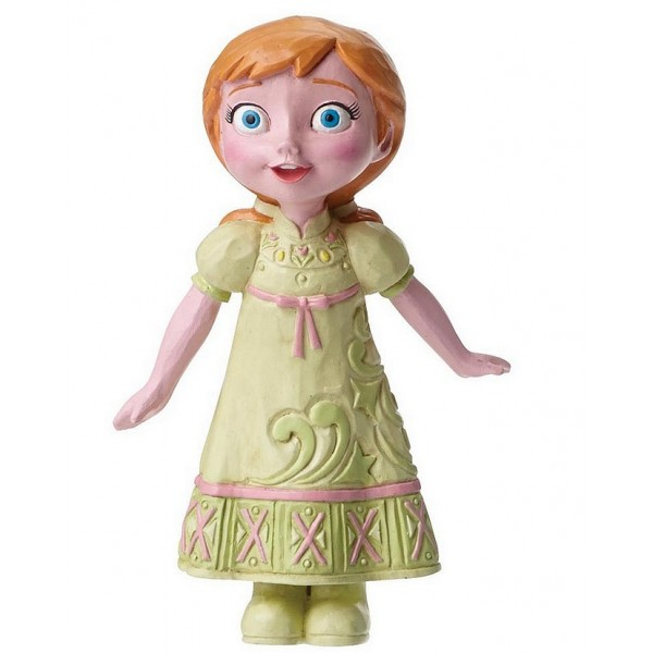 ANNA FROZEN MINI STATUINA DISNEY TRADITIONS
