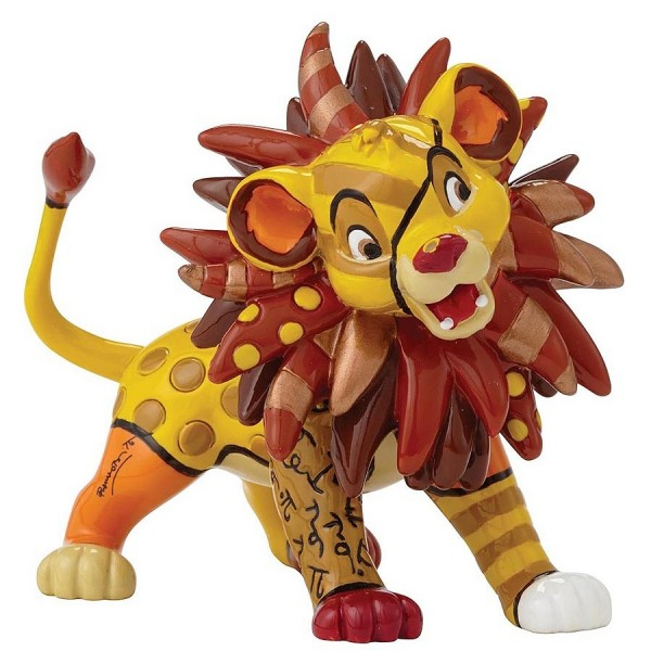 MINI SIMBA DISNEY BRITTO