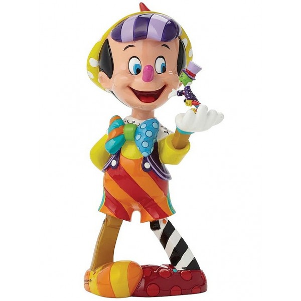PINOCCHIO 75TH ANNIVERSARY DISNEY BRITTO