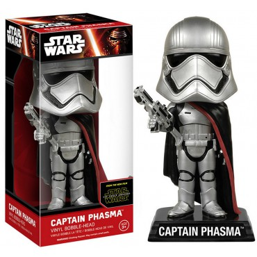 STAR WARS EP VII - Wacky Wobbler Captain Phasma !