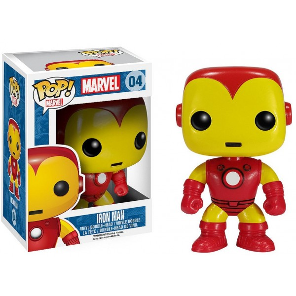 MARVEL - POP Iron Man classico