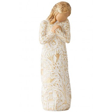 "STATUINA ""TAPESTRY"" WILLOW TREE SUSAN LORDI"