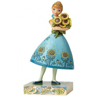 FROZEN FEVER ANNA PRIMAVERA IN FIORE DISNEY TRADITIONS
