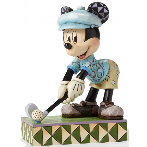 TOPOLINO GOLFISTA DISNEY TRADITIONS
