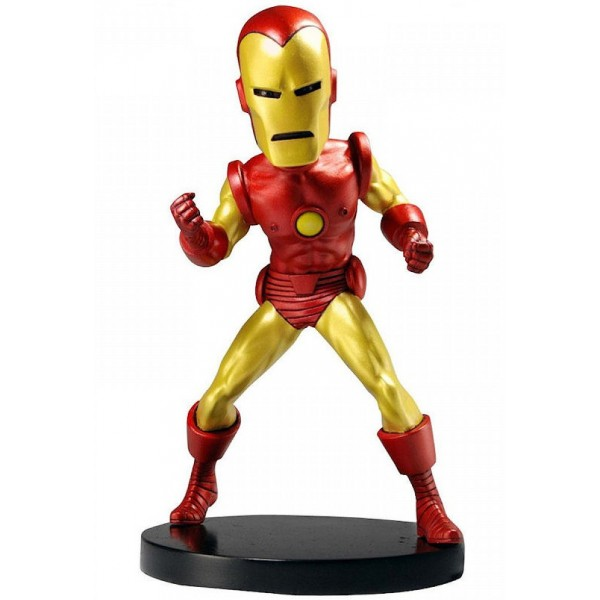 MARVEL HEAD KNOCKER - CLASSIC IRON MAN EXTREME