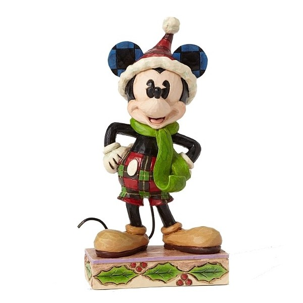 MERRY MICKEY MOUSE DISNEY TRADITIONS