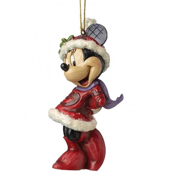 ADDOBBO GLITTERATO MINNIE DISNEY TRADITIONS