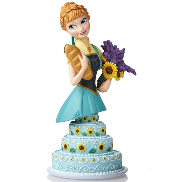 ANNA FROZEN FEVER BUSTO DISNEY GRAND JESTER