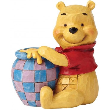 MINI WINNIE THE POOH DISNEY TRADITIONS JIM SHORE
