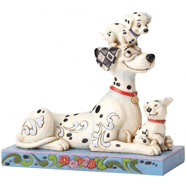 PONGO PENNY E ROLLY 55th ANNIVERSARIO LA CARICA DEI 101 DISNEY TRADITIONS