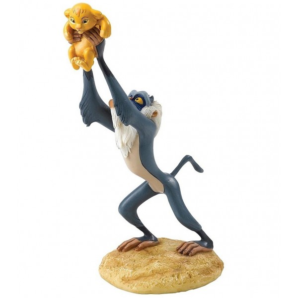 RAFIKI E SIMBA DISNEY ENCHANTING