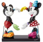 TOPOLINO E MINNIE FORMANO UN CUORE DISNEY BRITTO