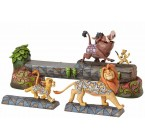 SIMBA TIMON E PUMBAA DISNEY TRADITIONS JIM SHORE