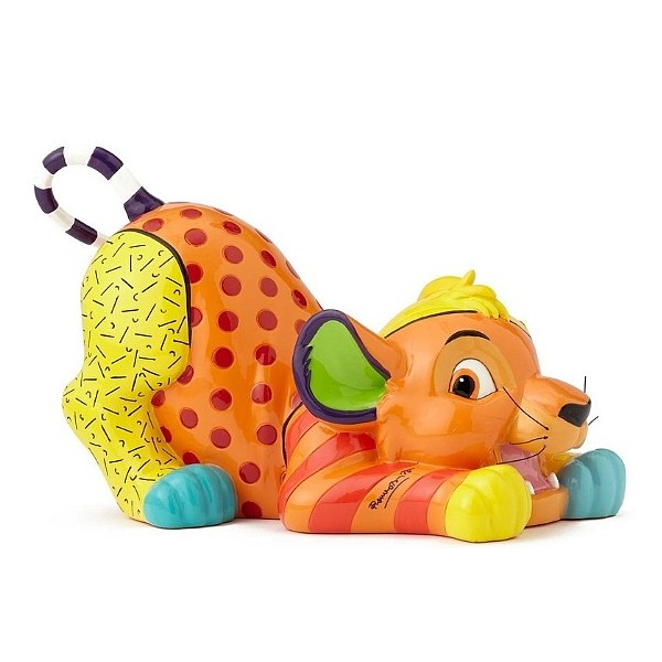 SIMBA (IL RE LEONE) DISNEY BRITTO