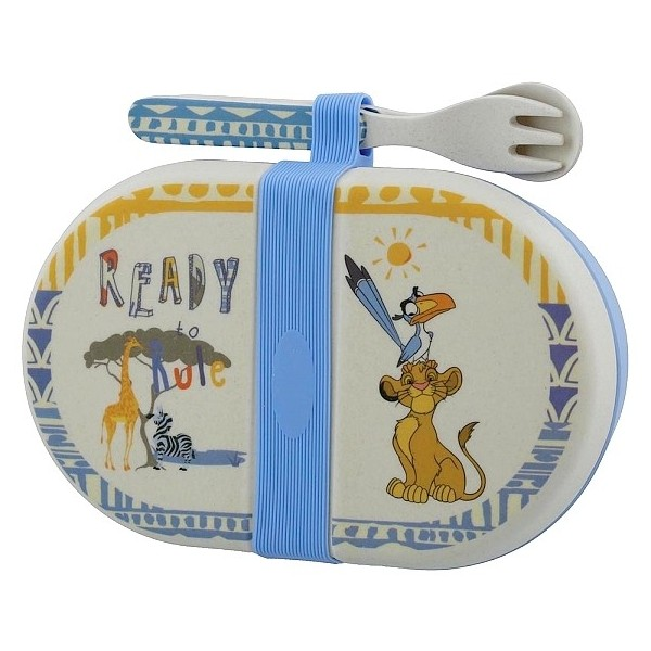 BOX MERENDA SIMBA DISNEY ENCHANTING