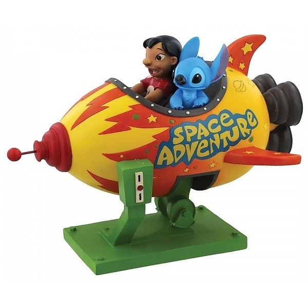 LILO E STITCH SPACE ADVENTURE DISNEY ENCHANTING