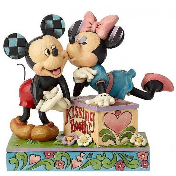 Il Chiosco Dei Baci Di Topolino E Minnie Disney Traditions