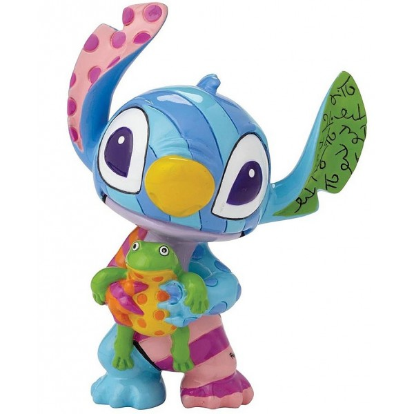 MINI STATUINA STITCH DISNEY BRITTO