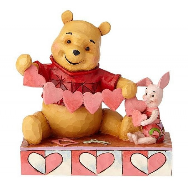WINNIE PIMPI E I CUORI DISNEY TRADITIONS