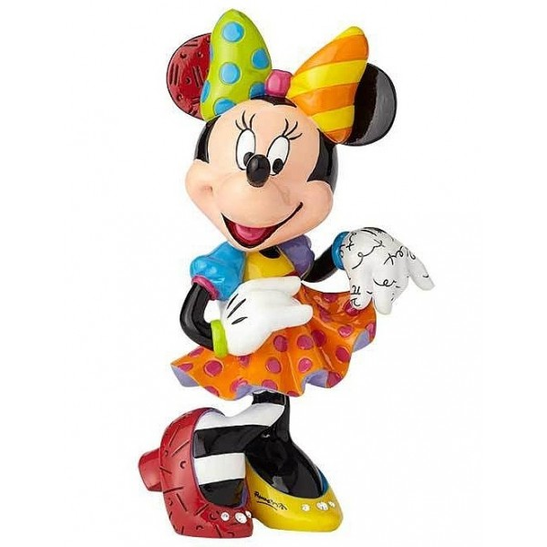 MINNIE MOUSE 90 esimo ANNIVERSARIO DISNEY BRITTO