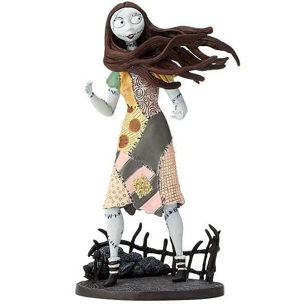 SALLY GRAND JESTER STATUINA DISNEY VINYLE