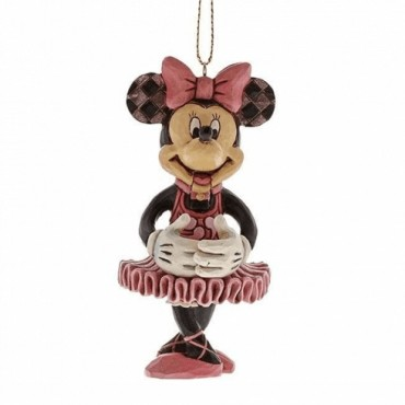ADDOBBO MINNIE SCHIACCIANOCI DISNEY TRADITIONS