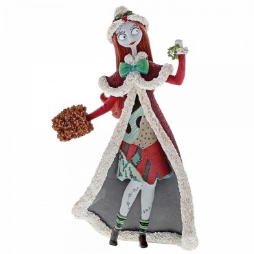 CHRISTMAS SALLY STATUINA DISNEY SHOWCASE
