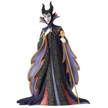 MALEFICA POSA REGALE DISNEY HAUTE COUTURE SHOWCASE