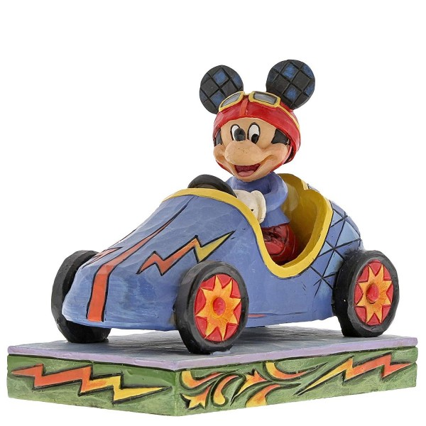 TOPOLINO IN TESTA ALLA GARA DISNEY TRADITIONS