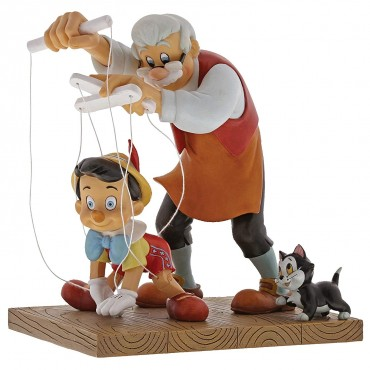 PINOCCHIO E GEPPETTO DISNEY ENCHANTING