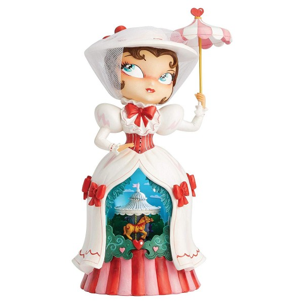 CARILLON MARY POPPINS MUSICALE E LUMINOSO DISNEY MISS MINDY