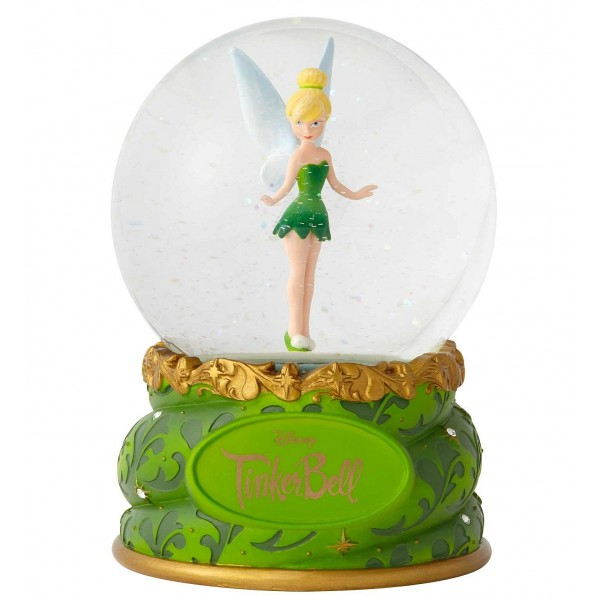 SNOWGLOBE TRILLY LA FATINA DISNEY SHOWCASE