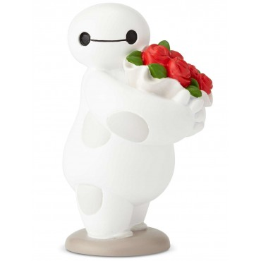 BAYMAX CON I FIORI DISNEY SHOWCASE