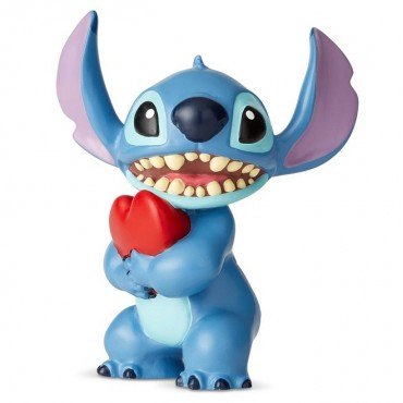MINI STITCH CON CUORE DISNEY SHOWCASE