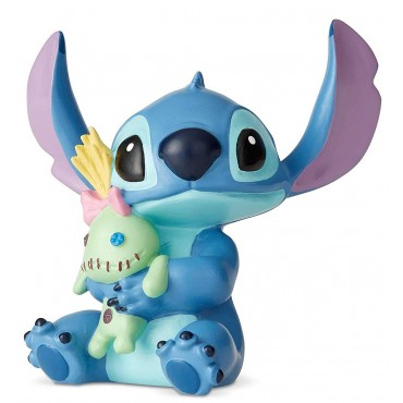 STITCH CON LA BAMBOLA DISNEY SHOWCASE