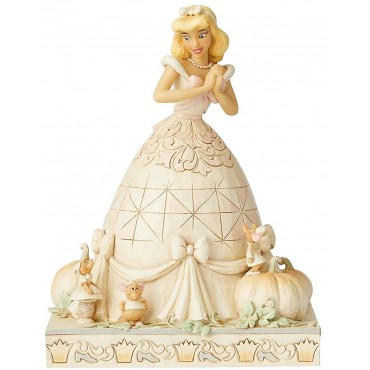 CENERENTOLA WHITE WOODLAND DISNEY TRADITIONS