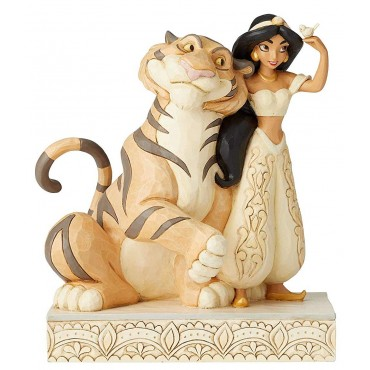 JASMINE E RAJA WHITE WOODLAND DISNEY TRADITIONS