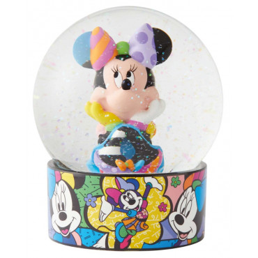 SNOWBALL MINNI 10 CM - DISNEY BRITTO
