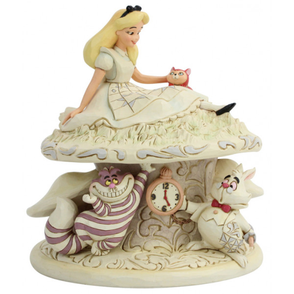 ALICE WHITE WOODLAND - DISNEY TRADITIONS