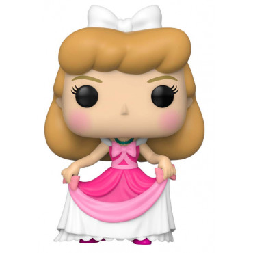 FUNKO POP! 738 - DISNEY CENERENTOLA - IN ABITO ROSA