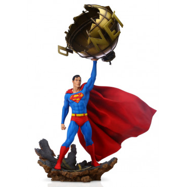 SUPERMAN EDIZIONE LIMITATA - GRAND JESTER STUDIOS