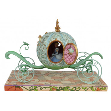 LA CARROZZA DI CENERENTOLA - DISNEY TRADITIONS
