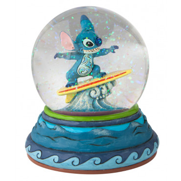 PALLA DI NEVE STITCH - DISNEY TRADITIONS