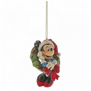 ADDOBBO MINNI DI NATALE - DISNEY TRADITIONS