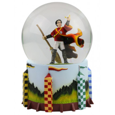 SNOWBALL HARRY QUIDDITCH - HARRY POTTER