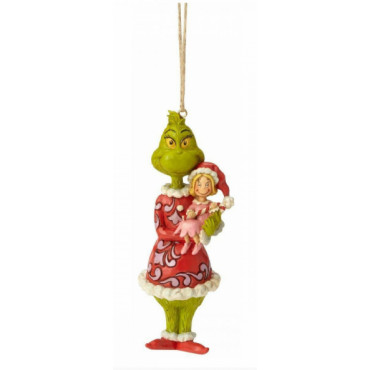 ADDOBBO GRINCH CON CINDY LOU - IL GRINCH