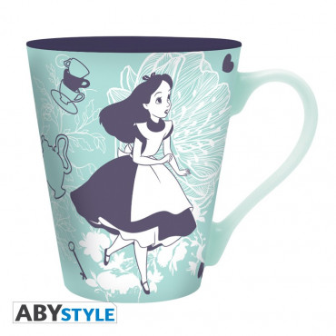 TAZZA ALICE E STREGATTO - DISNEY