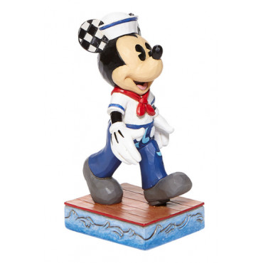 TOPOLINO NAVIGATORE - DISNEY TRADITIONS